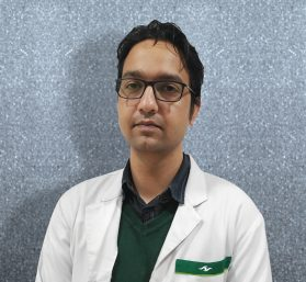 Dr Athar Fayaz Shah